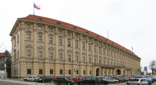 Černínský palác, sídlo českej diplomacie