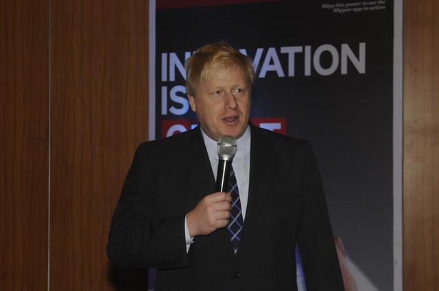Boris Johnson, zdroj: British High Commission, New Delhi, flickr.com